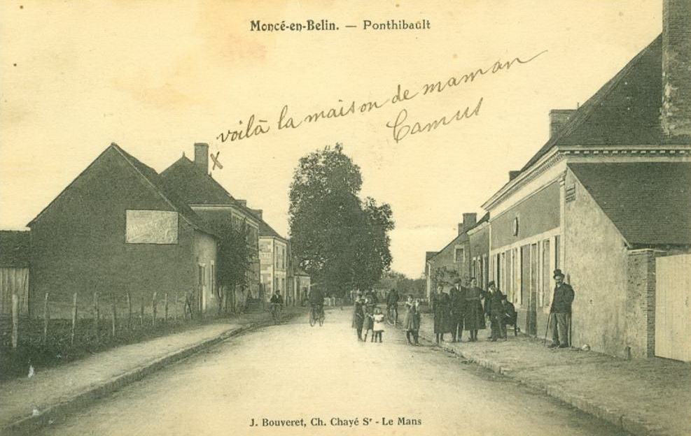 Monc U00e9-en-belin   Lieux-dits