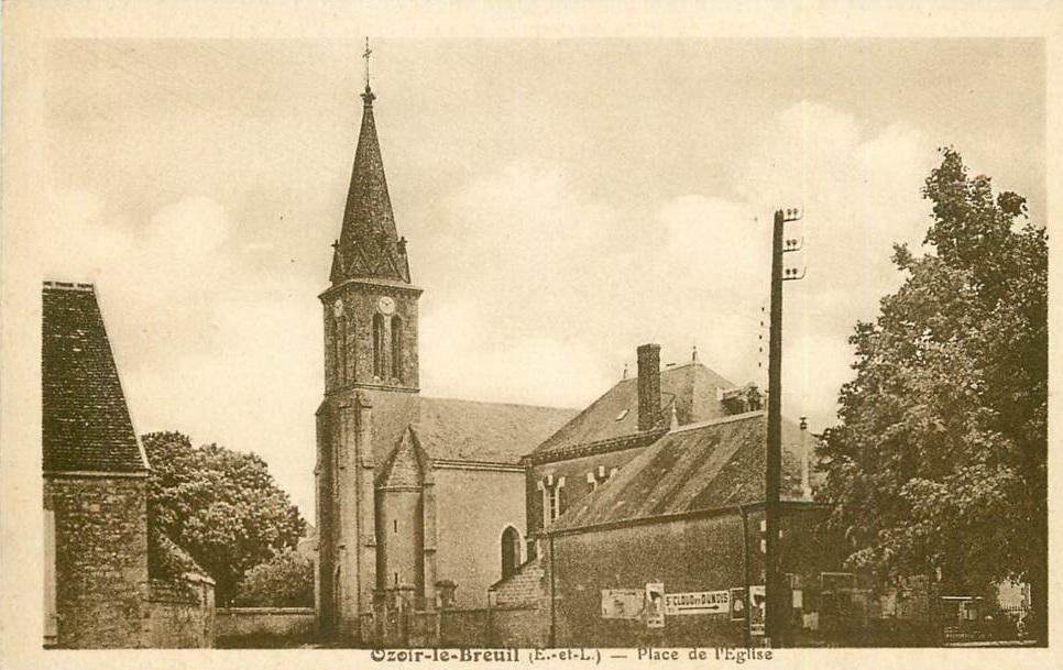 Cartes postales ville,villagescpa par odre alphabétique. - Page 6 43639