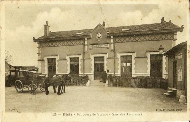 photos gare de tramway blois vienne crgpg. Black Bedroom Furniture Sets. Home Design Ideas