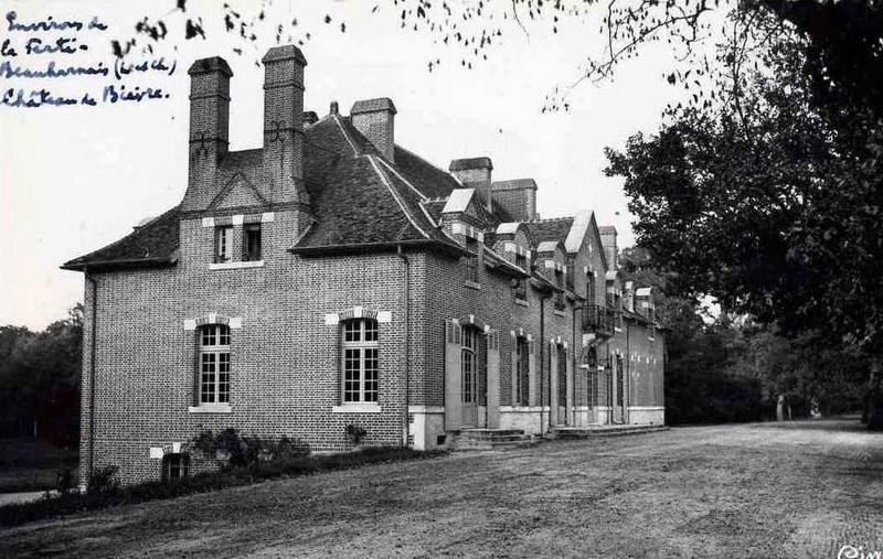 La fert beauharnais ch teau de bi vre crgpg - Chateau de beauharnais ...
