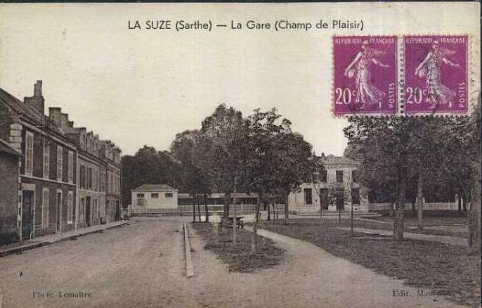 Gare de La Suze-sur-Sarthe (PK 229,4) 23868