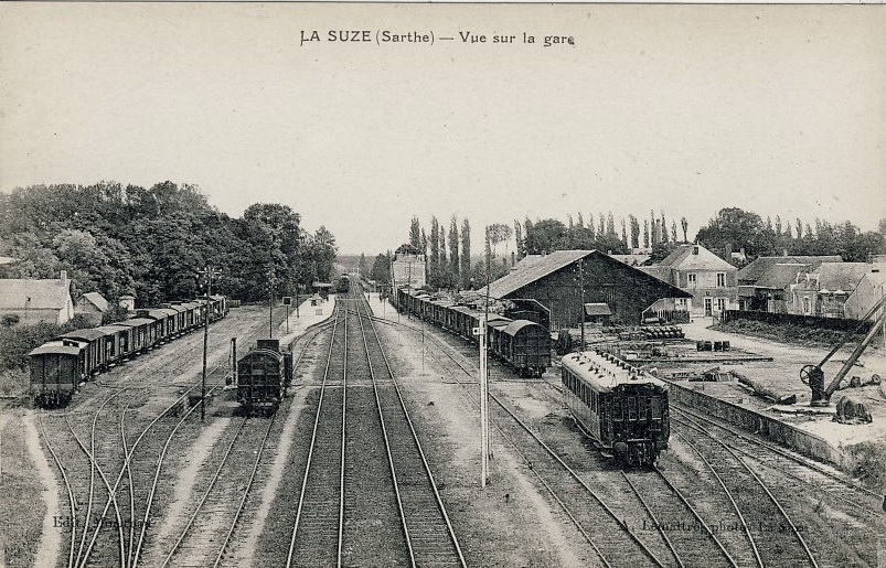 Gare de La Suze-sur-Sarthe (PK 229,4) 54772