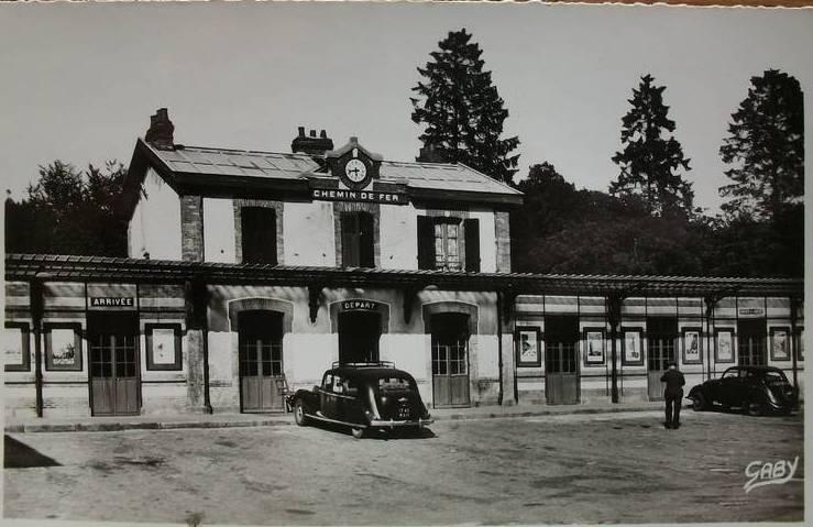 Photos : Gare de Bagnoles-de-l'Orne - CRGPG
