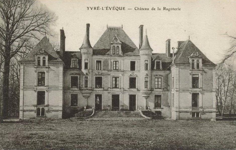 Rue Villa L Eveque  Paris