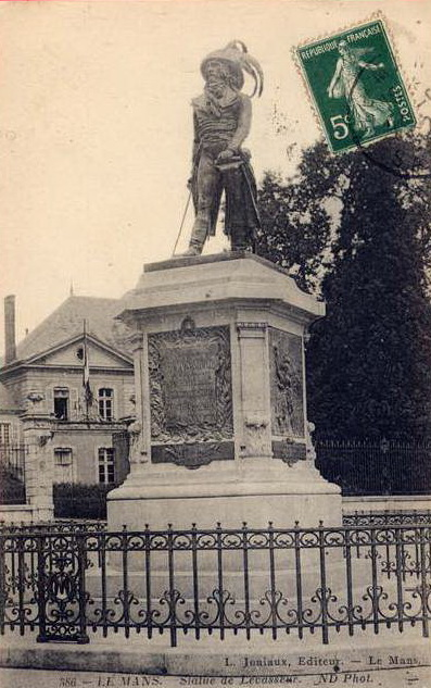 Photos   Statue De Ren U00e9 Levasseur