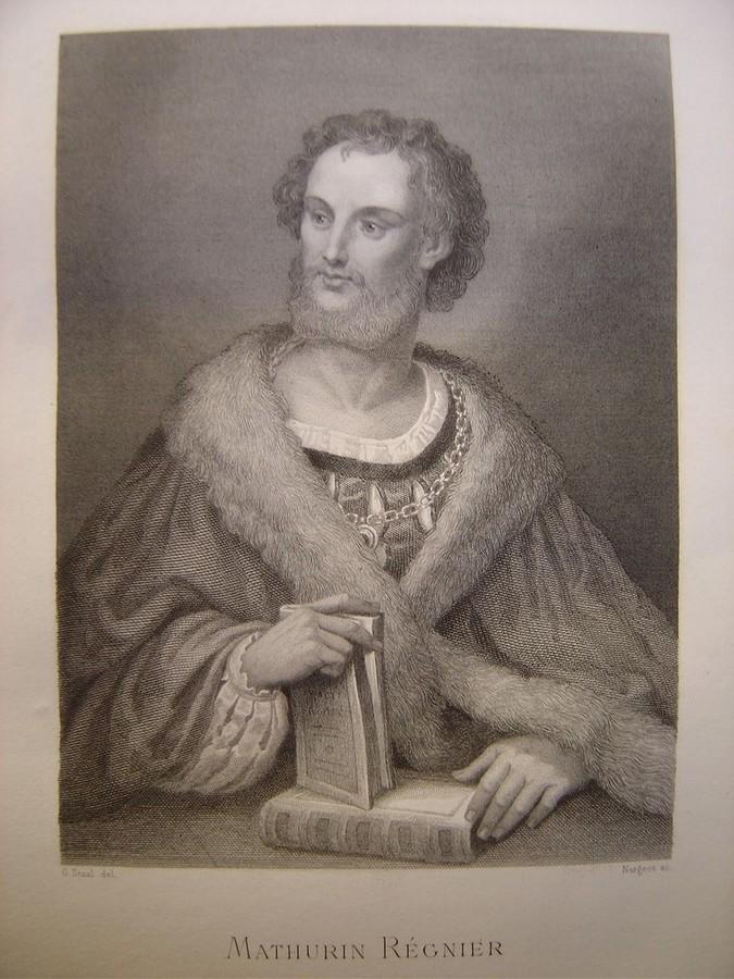 Mathurin Regnier