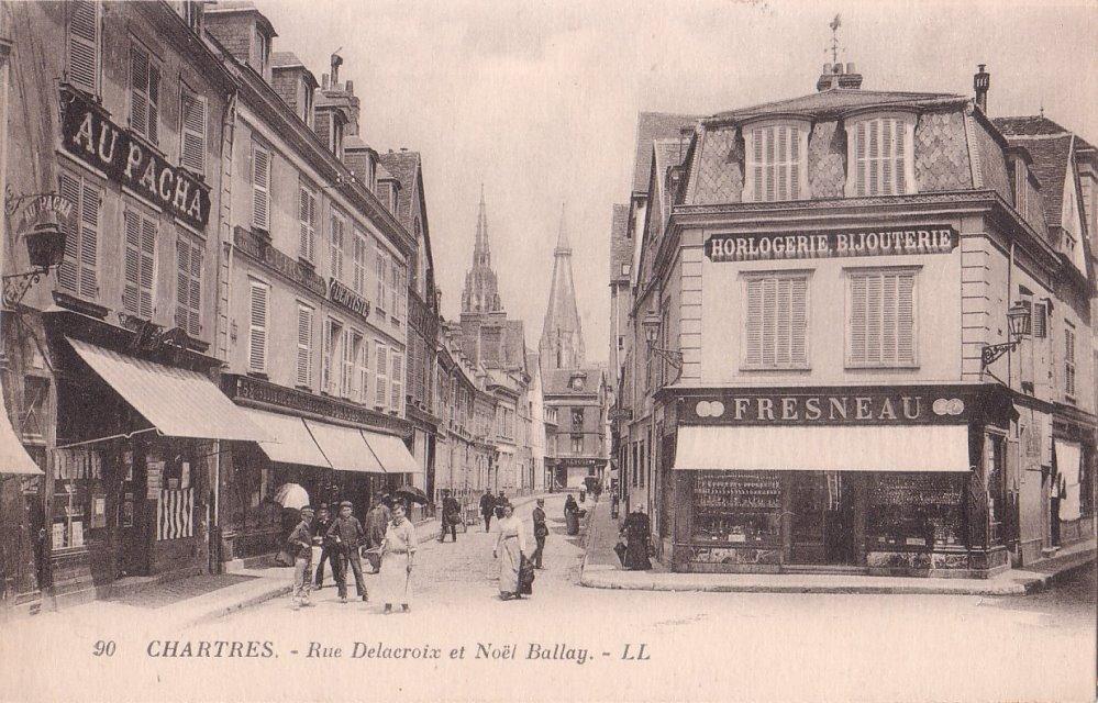 Hotel De Ville A Chartres